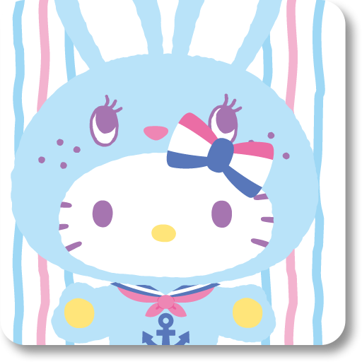 HELLO KITTY Theme50 個人化 App LOGO-APP試玩