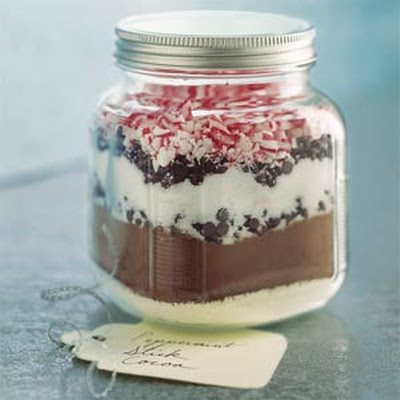 Peppermint Stick Cocoa