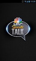 Screenshot of NBC Sports Talk