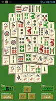 Screenshot of Solitaire Mahjong Online