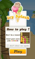 Screenshot of Icy Splash - lite