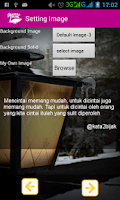 Screenshot of Kata Kata Bijak