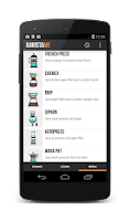 Screenshot of Baristame - Coffee Guide FREE