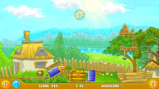 Cover Orange - screenshot