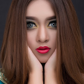 Beauty by Bunga Bedugul - People Portraits of Women ( studio, model, beautiful, beauty, portrait )