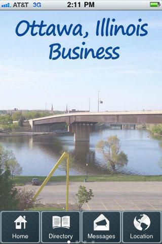 Ottawa Illinois Business App