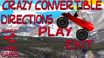 Screenshot of Crazy Convertible