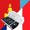 French Mongolian Dictionary icon