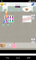 Screenshot of nails shop games