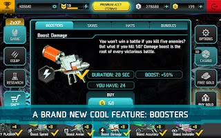 Screenshot of SHADOWGUN: DeadZone