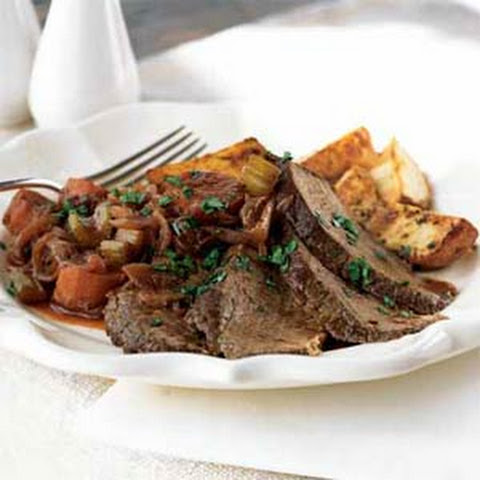 Braised Brisket With Potatoes And Carrots Recipes — Dishmaps