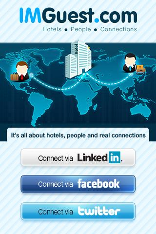 IMGuest - Hotel Social Network