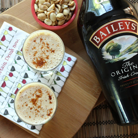 Peanut Butter, Banana & Baileys Smoothie