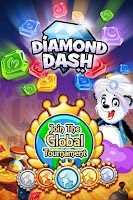 Screenshot of Diamond Dash