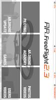 Screenshot of AR.FreeFlight 2.4.10