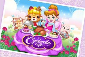 Screenshot of Cinderella Cafe