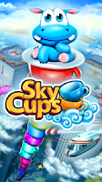 Screenshot of Sky Cups: Match 3