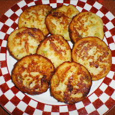 Potato and Turnip Patties