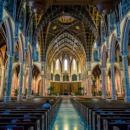 by Joe Santana - Buildings & Architecture Places of Worship