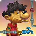 Slumdog Plumber and Pipe Puzzle [Android]