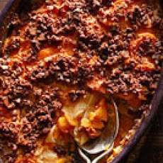 Sweet Potato & Apple Gratin