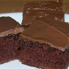 Frosted  Brownies or Texas Brownies