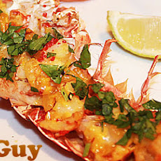 Indian Street Food – Indian-Inspired Lobster Thermidor