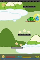 Screenshot of Slime Jump 2