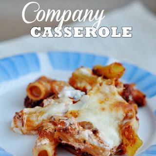 Company Casserole Cream Cheese Recipes