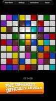 Screenshot of Color Sudoku