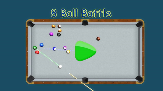 8 ball billiard battle 2015 - screenshot