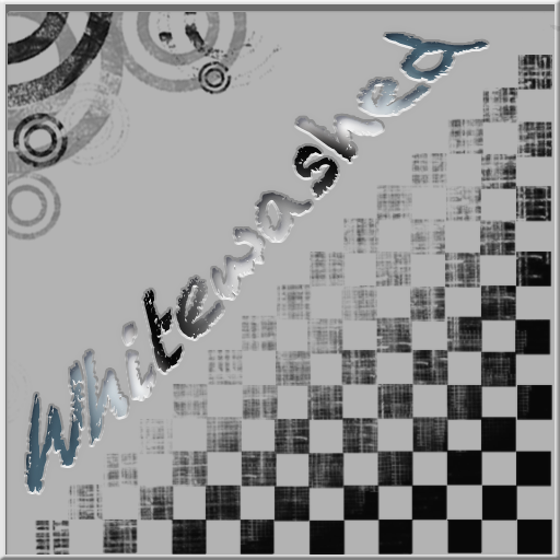 Whitewashed Go Sms Theme 個人化 App LOGO-APP試玩