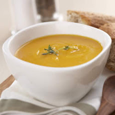 Squash and Sweet Potato Soup