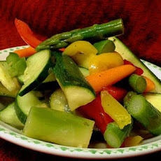 Sweet and Sour Marinated Vegetables