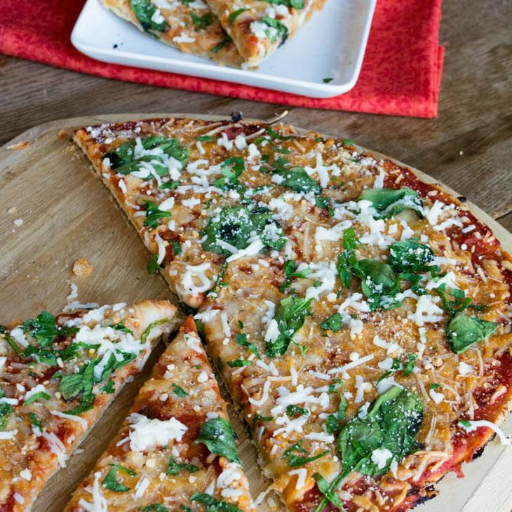 Whole Wheat Thin Crust Pizza Dough Recipe | Yummly