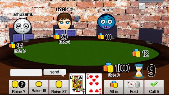 Pokerist bugs