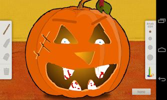 Screenshot of Great Pumpkin Charlie Brown