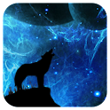 Howling Space Live Wallpaper icon
