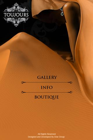 Toujours Jewellery Dubai UAE
