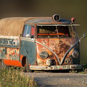 VW bus by Allan Wallberg - Transportation Automobiles (  )