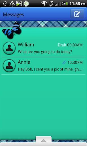 GO SMS - Brilliance