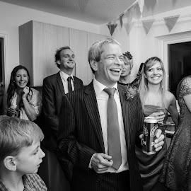 by Phil Milmine - Wedding Reception