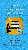 Screenshot of Prayer time,Azan,Qibla,salat