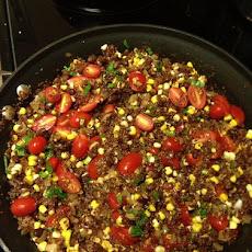 Boozy Chipotle Chicken & Quinoa Salad Recipe | Yummly