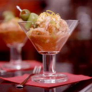 Seafood Martini Appetizer Recipes