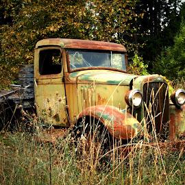 Keep on Truckin' by Gary Winterholler - Transportation Automobiles