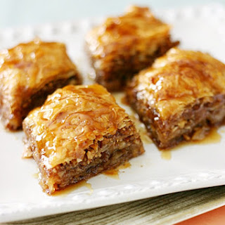 Apple Cinnamon Baklava