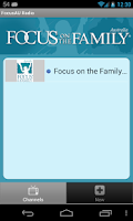 Screenshot of Focus on the Family Australia