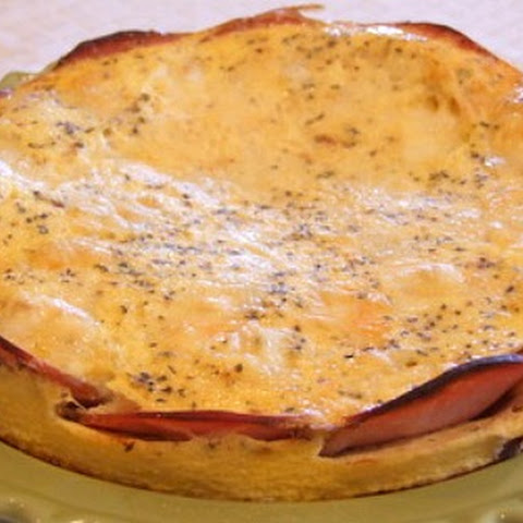 Canadian Bacon Quiche Recipes | Yummly