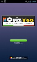 Screenshot of Quiz & Go